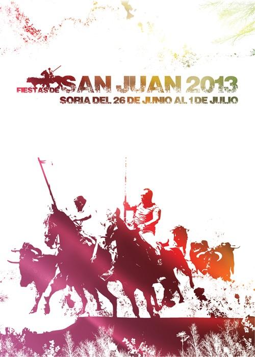 Cartel Fiestas de San Juan 2013